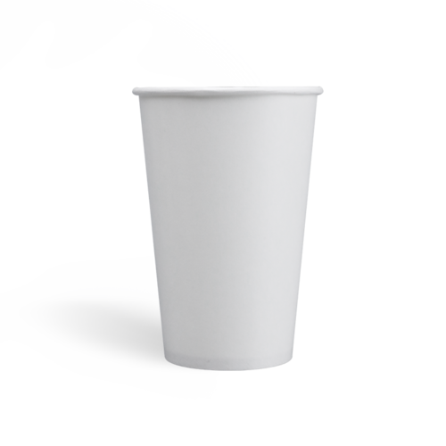 16oz PE Coating Cold Drinks Paper Cups